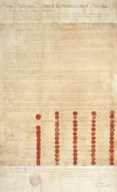 The 1794 Canandaigua Treaty