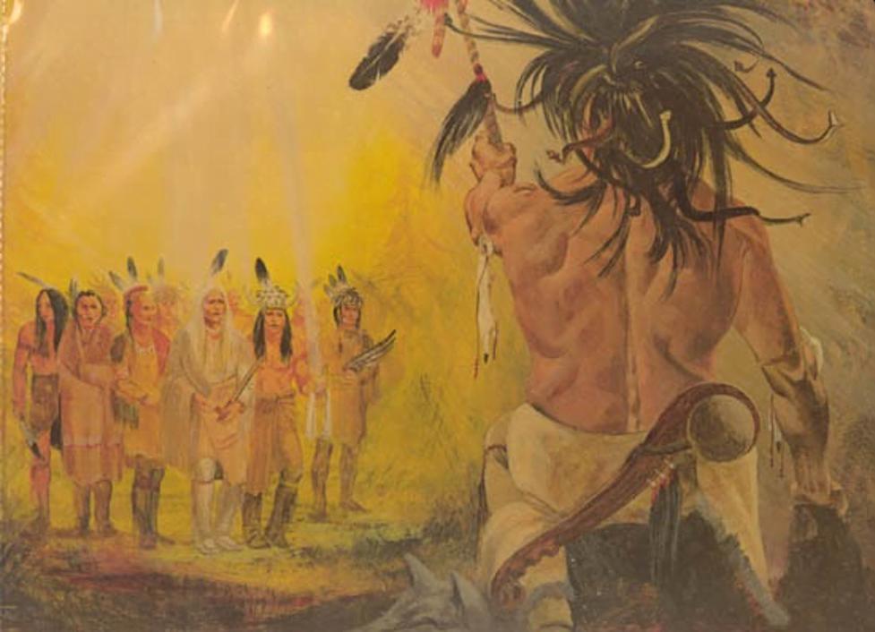 Tadodaho by Oren Lyons
